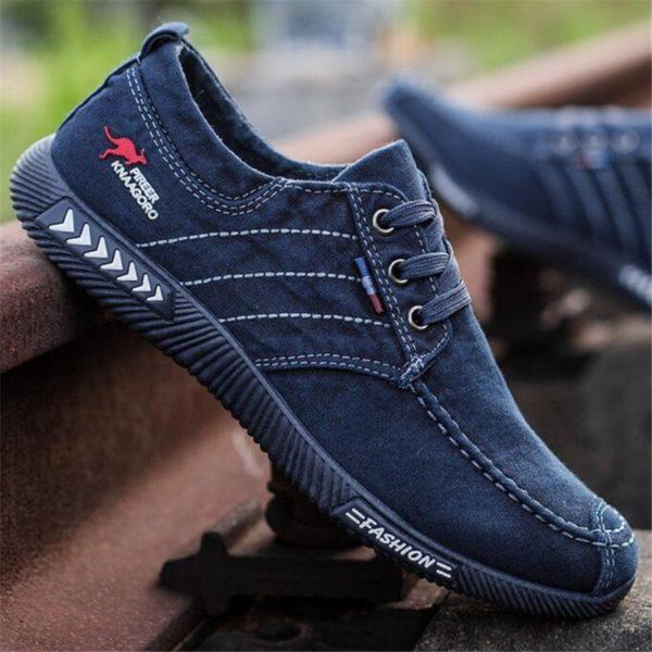 Pánské luxusní vycházkové boty Martinus