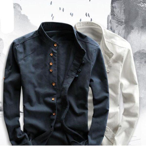 Pánská neformální košile Cooke - kolekce 2020