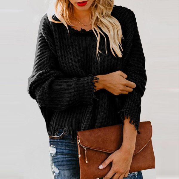 Dámský luxusní svetr Tanya