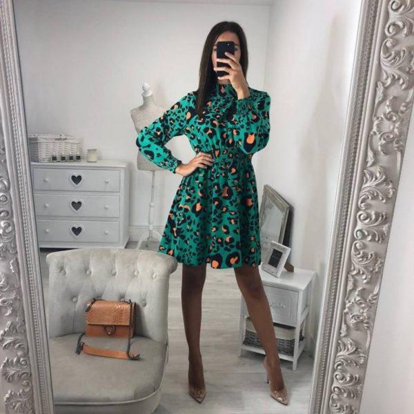 Dámské luxusní šaty Taliwain