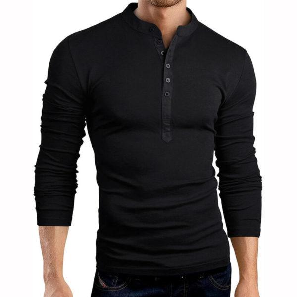 Pánské stylové tričko Stefan
