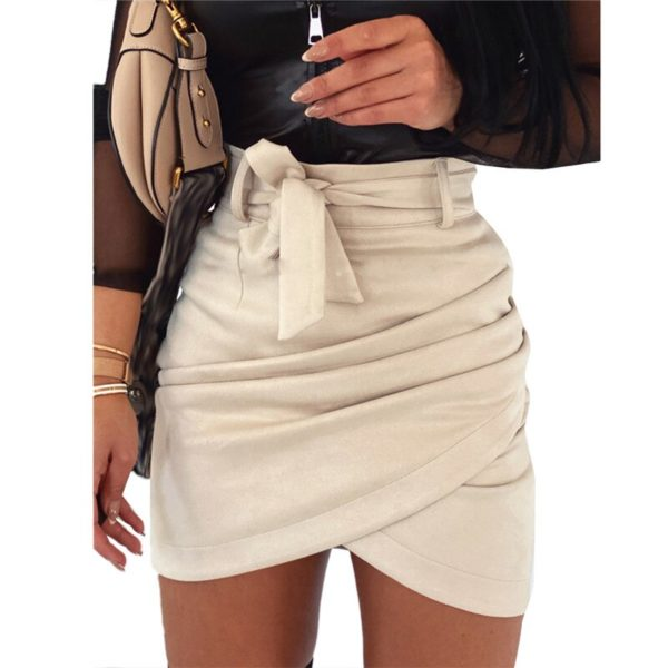 Dámská sukně s vysokým pasem Janet