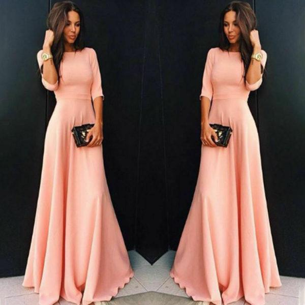 Dámské elegantní společenské šaty Monica