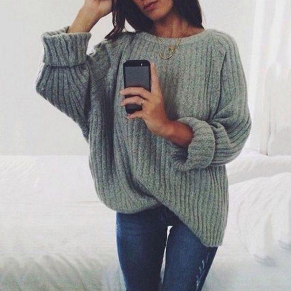 Dámský luxusní svetr Rachel