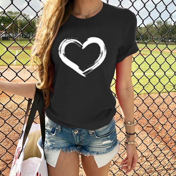 Dámské tričko Love