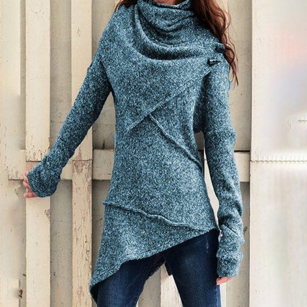 Dámský pohodlný svetr Arianne