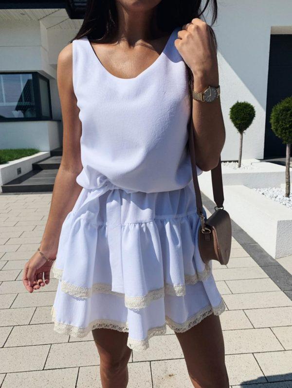 Dámské šaty s volánky Kate – kolekce 2020