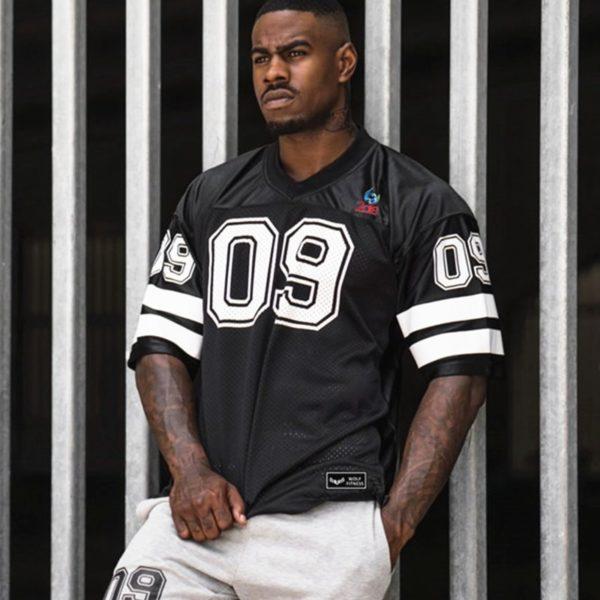 Pánské cool fitness triko Nathan - kolekce 2020