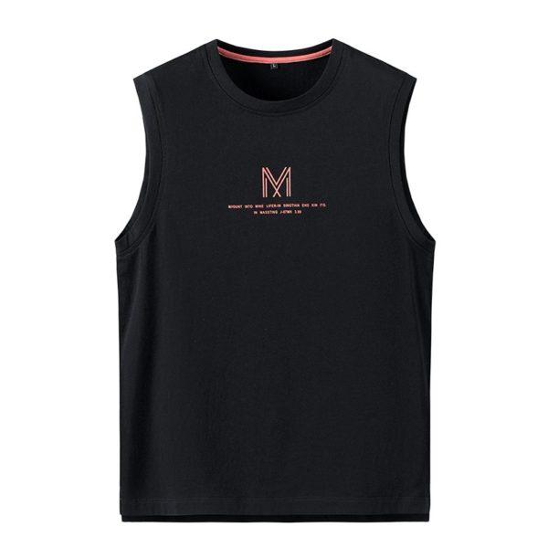Pánské triko bez rukávů Finest - kolekce 2020