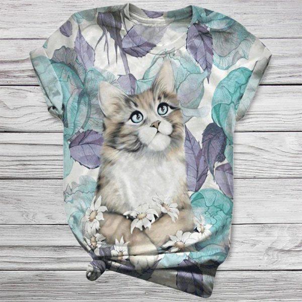 Dámské designové triko Janet - kolekce 2020