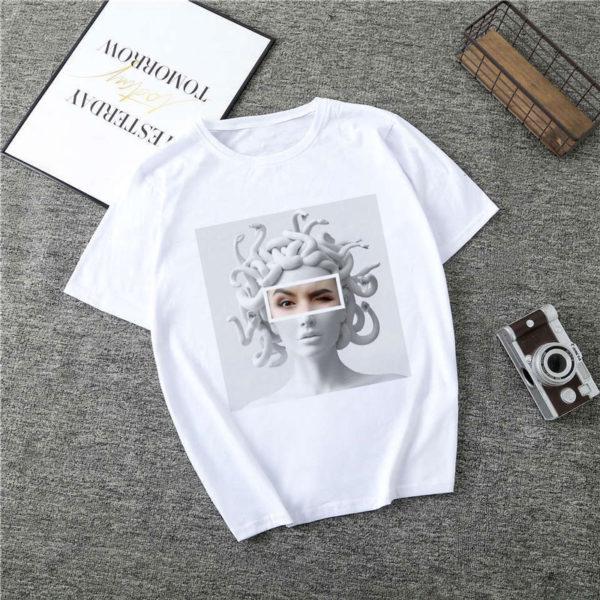 Dámské luxusní letní tričko