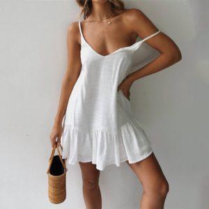 Dámské luxusní krátké šaty Cindy