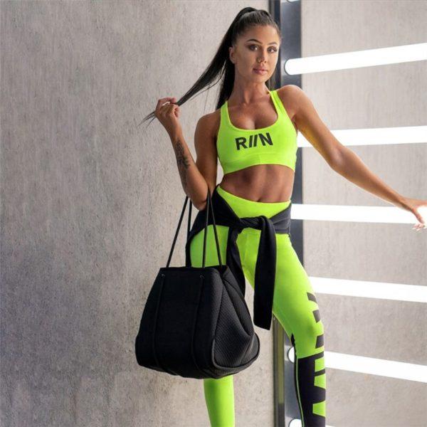 Dámská stylová fitness souprava Gilmore