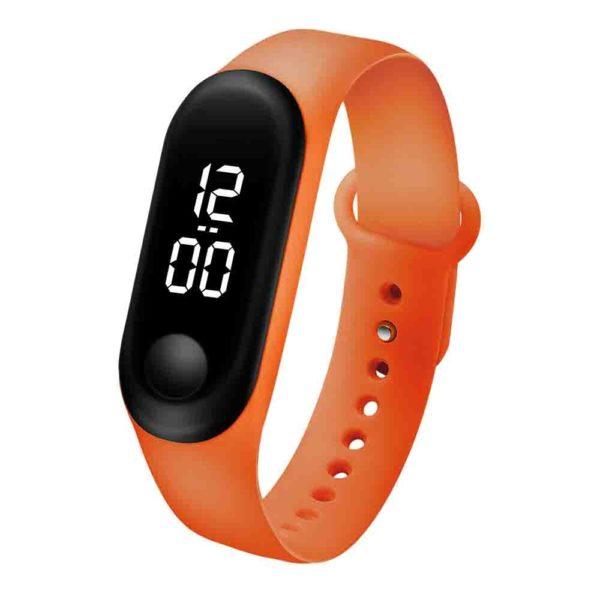 Unisex sportovní LED hodinky