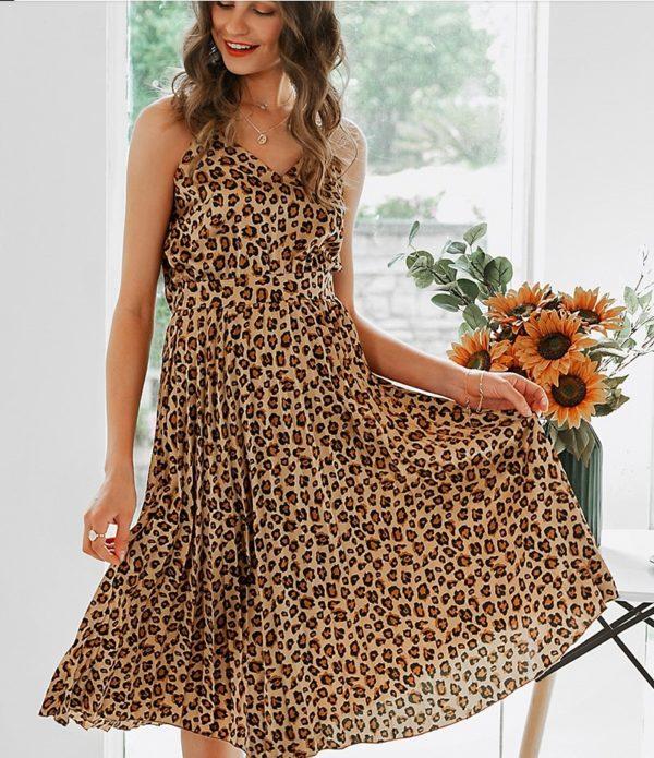 Dámské elegantní šaty Sierra