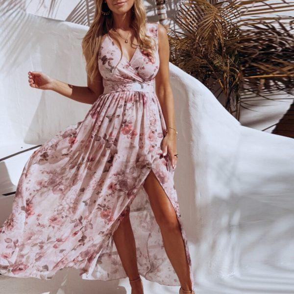 Dámské dlouhé šaty Cornelia