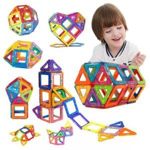 Dětská magnetická stavebnice Constructer