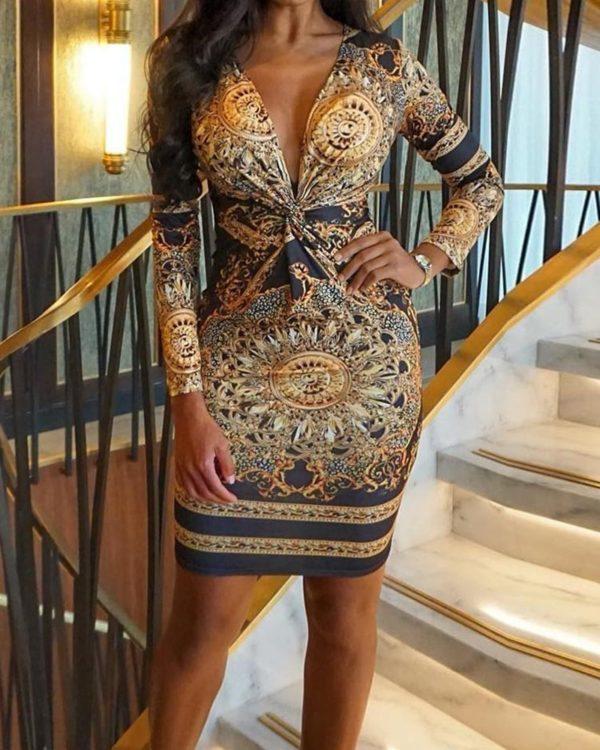 Dámské elegantní vintage šaty Andrea