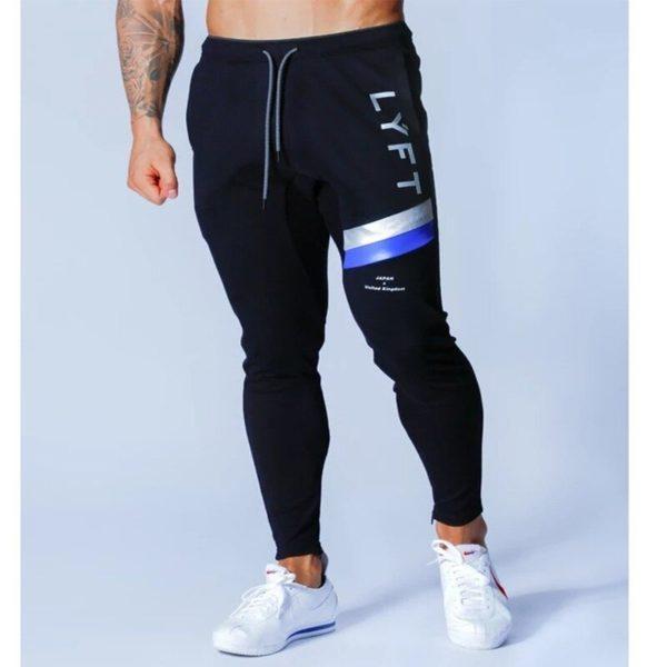 Pánské fitness slim kalhoty Ryane - kolekce 2020