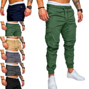 Pánské volnočasové cargo kalhoty Lexie - kolekce 2020