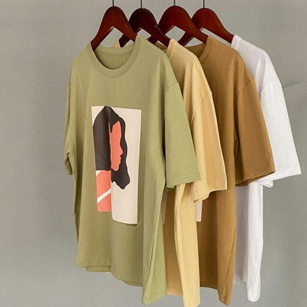 Dámské ležérní tričko Bianca