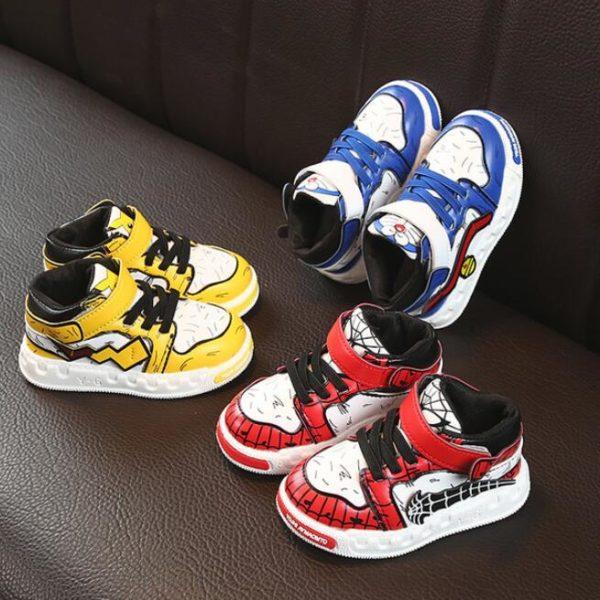 Luxusní dětská obuv Sneak