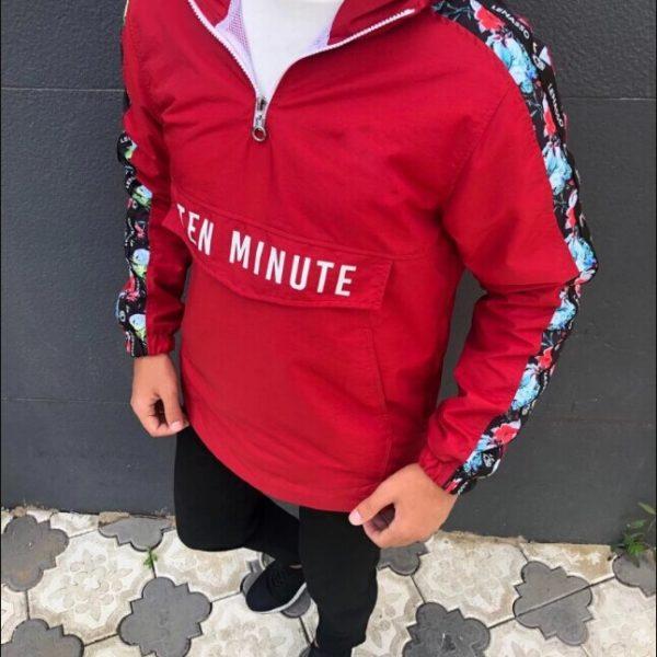Pánská volnočasová bunda/klokanka s kapucí Ricardo