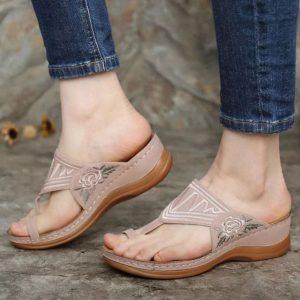 Dámské pantofle Fluencia
