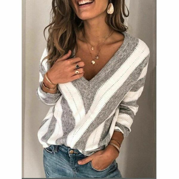 Dámský elegantní svetr Irina