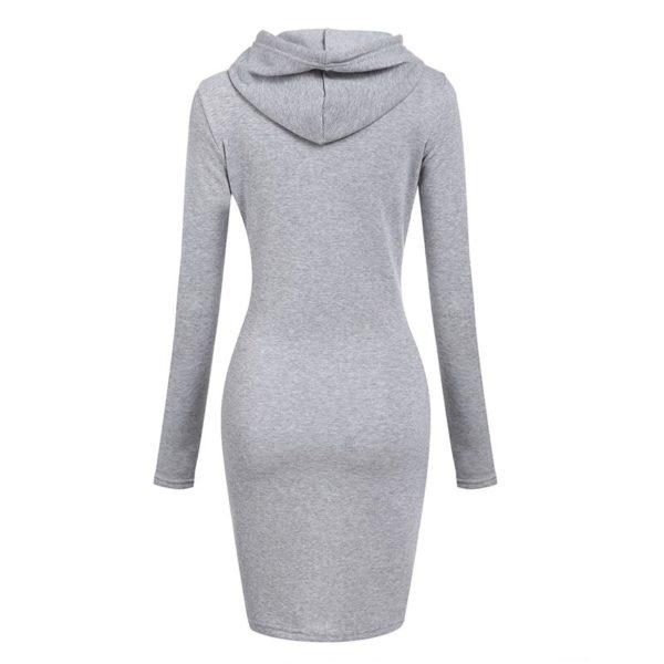 Dámské mikinové šaty Ivon