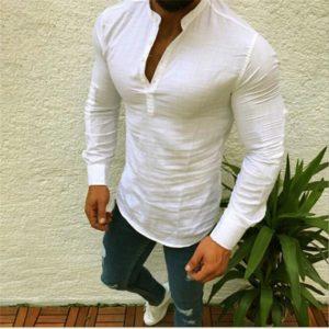 Pánská ležérní neformální košile Dick
