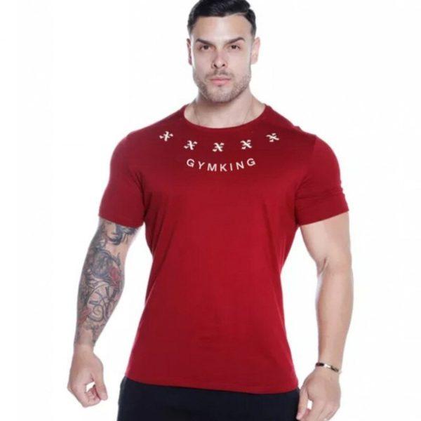 Pánské stylové fitness triko Wesley