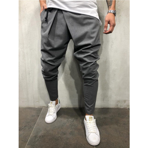 Pánské módní baggy kalhoty Patrick