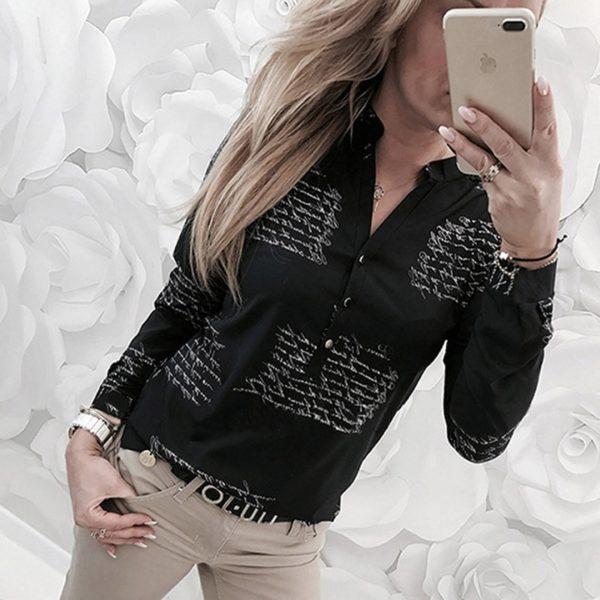 Dámská elegantní košile Cristal