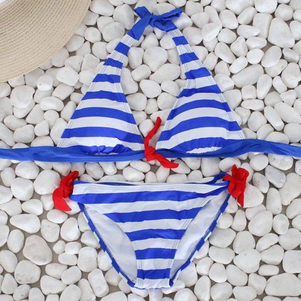 Dámské luxusní dvoudílné plavky Diana