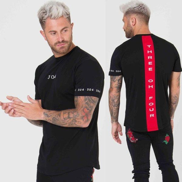 Pánské fitness tričko Terenc