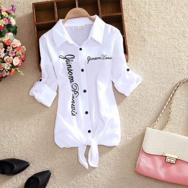 Dámská nadčasová módní košile Mariana