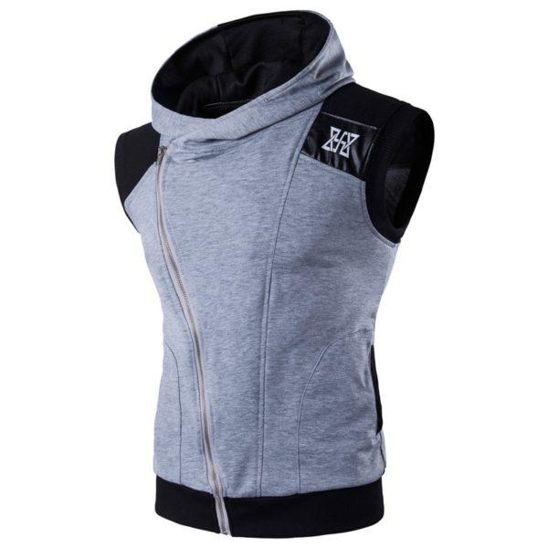 Pánská módní fitness vesta Braun - kolekce 2020