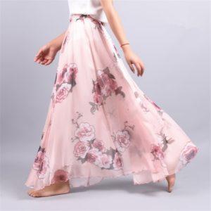 Dámská lehoučká a vzdušná letní sukně