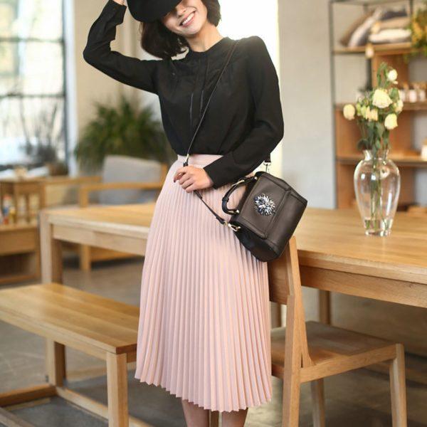 Dámská elegantní šifonová sukně Bianca