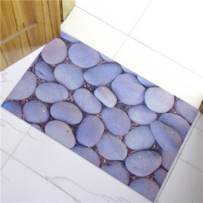 Koupelnová gumová 3D předložka Rosales