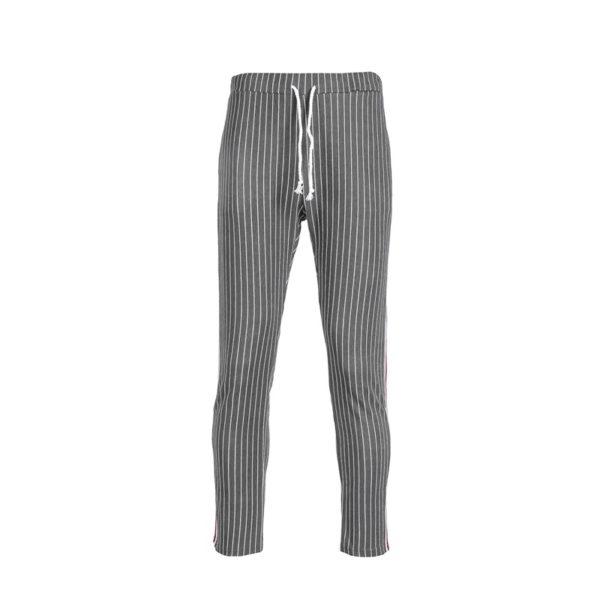 Pánské sportovně elegantní slim kalhoty Colten