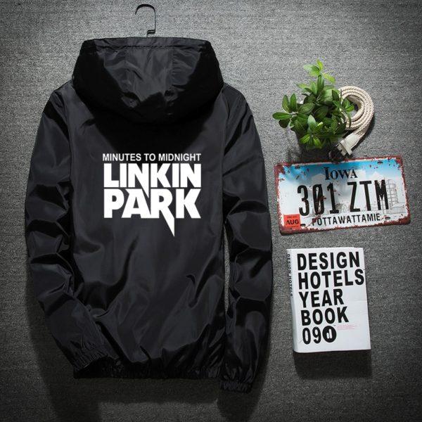 Pánská stylová větrovka Linkin