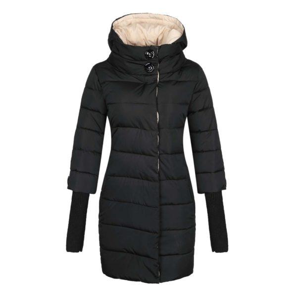 Dámská elegantní zimní bunda Veronica