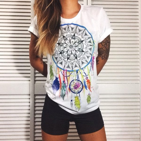 Dámské stylové tričko Malia