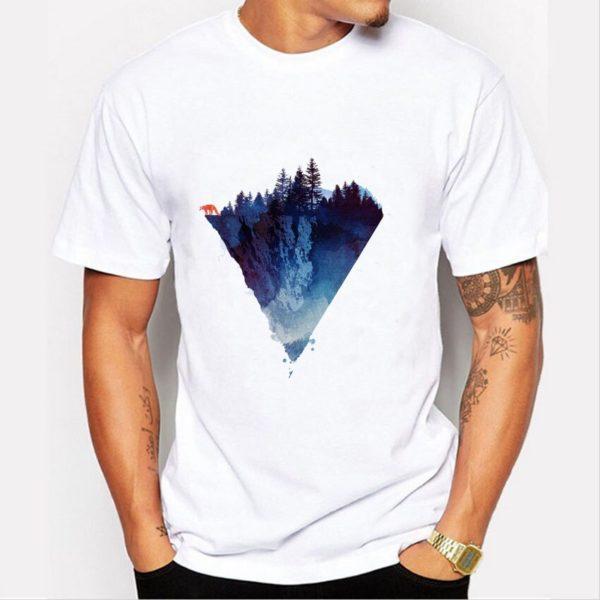 Pánské stylové tričko Casper