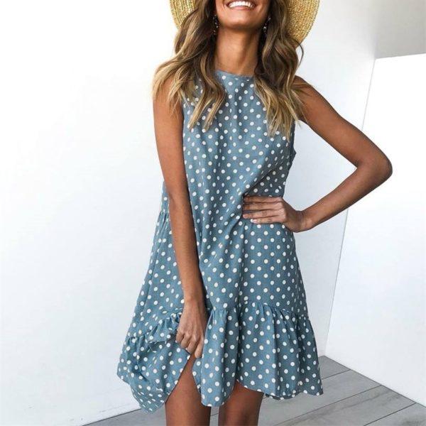 Dámské pohodlné letní šaty Rita