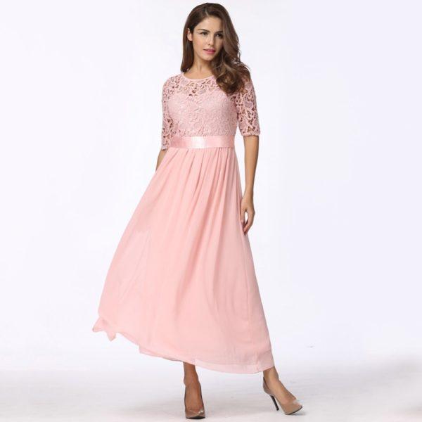 Dámské elegantní plesové šaty Payton