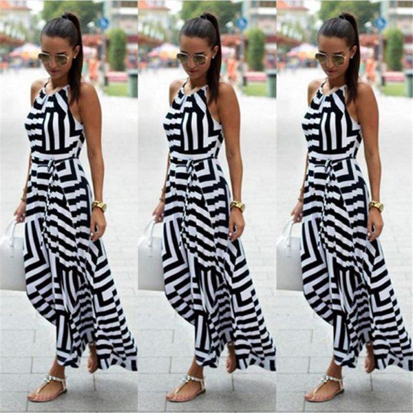 Dámské dlouhé šaty Serena