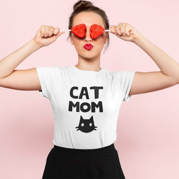 Dámské kočičí tričko Maria